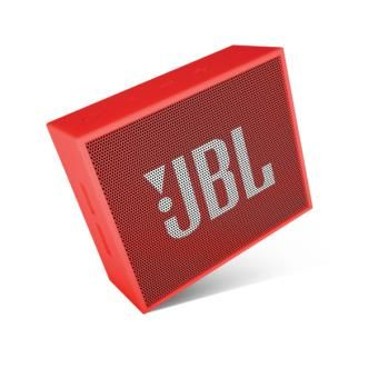 Mini Enceinte bluetooth JBL Go Rouge