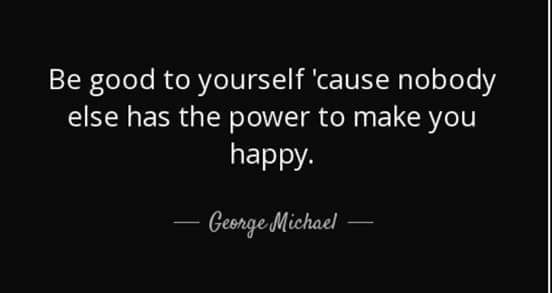 George Michael Quote