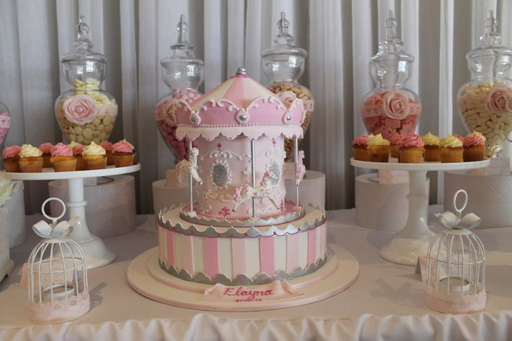 Cake Decorating Carousel : Carousel - by Paul Delaney @ CakesDecor.com - cake ...
