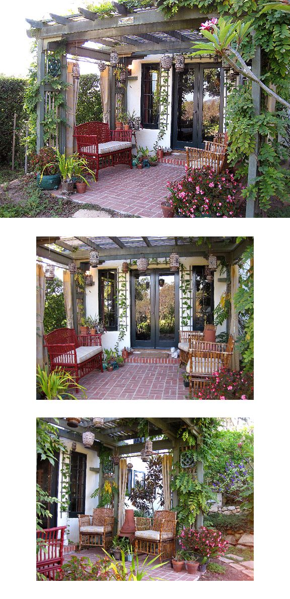 1000 Images About Front Porch Pergola On Pinterest Mid