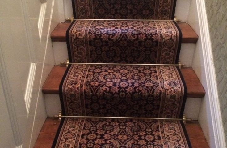 25 Best Ideas About Stair Rods On Pinterest Carpet