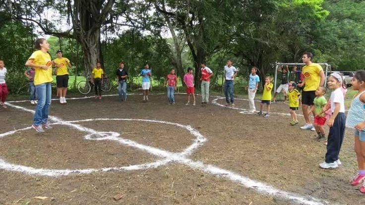 Los jóvenes de la fundación Soñar Despierto acompañaron la jornada con mucho entusiasmo.
