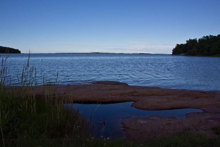 Sandösund, Vårdö, Åland 2012