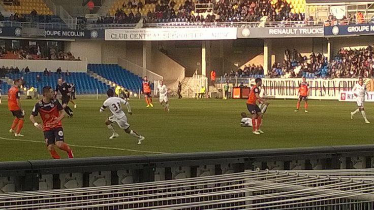 Lyon vs Montpellier Herault