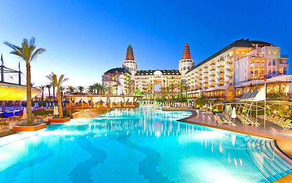 Delphin Diva Premiere Hotel - Aksu-Lara, Antalya Otelleri