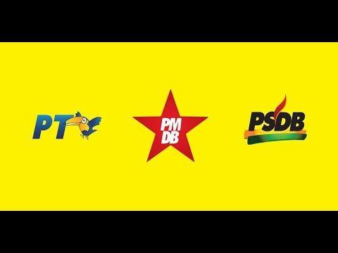 PANICO GERAL!!! PSDB - PT - PMDB UNIDOS NOVAMENTE EM PROL DA PROPIA SALV...