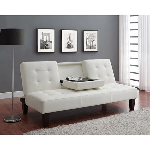 Find The Julia Convertible Futon Sofa Bed At An Always Low Price From  Walmart.com