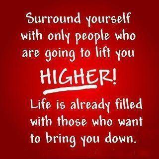 Rise above negativity | Creating Positivity