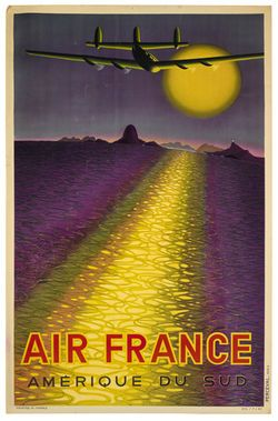 must get on that plane...Vintage Posters, Air France, France Travel, Vintage Advertis, Facials Mists, France Posters, Planes, Vintage Travel Posters, Airfrance