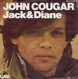 JACK & DIANE by John Cougar (1982)