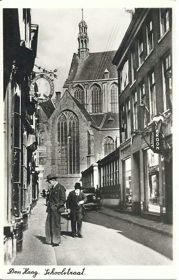 Oud Den Haag, Schoolstraat