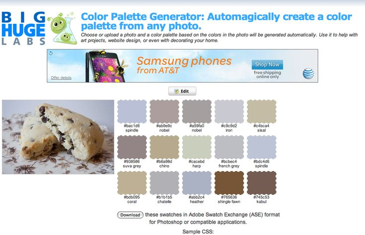 Best 25 color palette generator ideas on pinterest for Painting inspiration generator