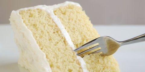 Vanilla Cake recipe - Yummy mixture