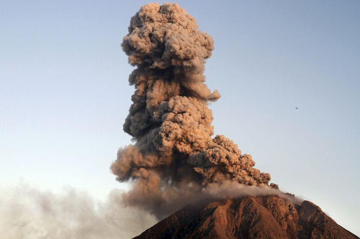 Volcano News, Photos and Videos - ABC News