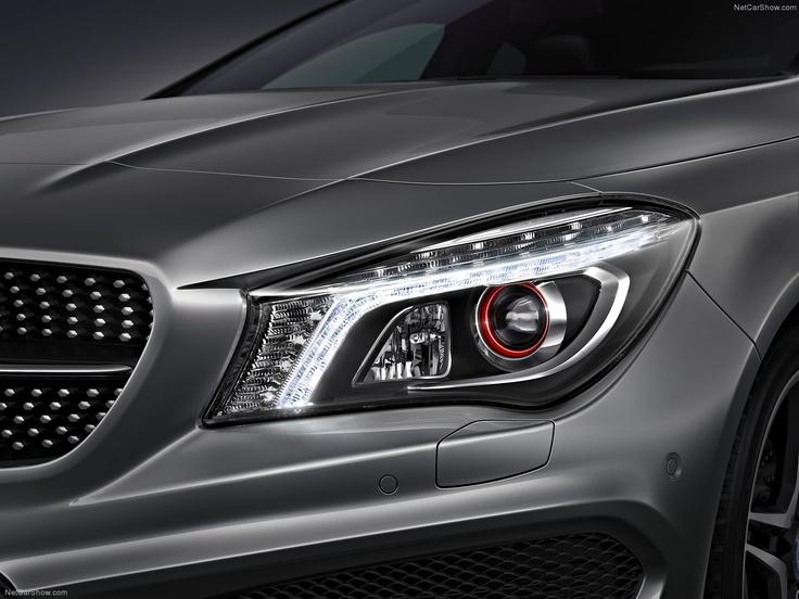 Mercedes-Benz CLA Class 2014