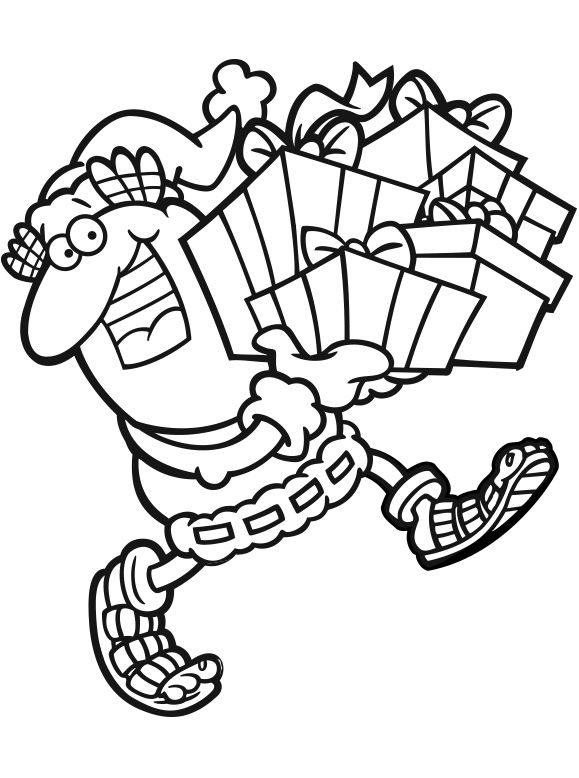 Christmas caesar print out for coloring pizzapizza for Little caesars coloring pages