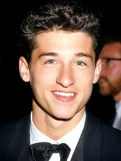 A young Patrick Dempsey.. he has always been sexy!