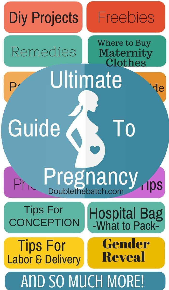 I wish I had this with my last pregnancy! HUNDREDS of ideas for anyone pregnant or planning on being pregnant one day! Must pin!