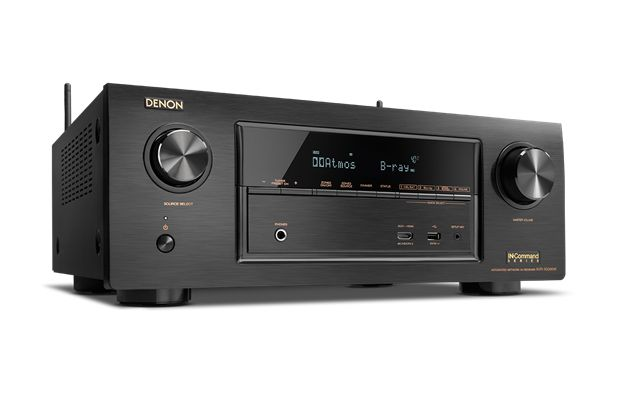 The AVR-X2400H 7.2 channel AV Surround Receiver delivers incredibly immersive surround sound, plenty of amplifier power and unparalleled music playback options, thanks to built-in HEOS technology. Now available – control with Amazon Alexa voice commands.