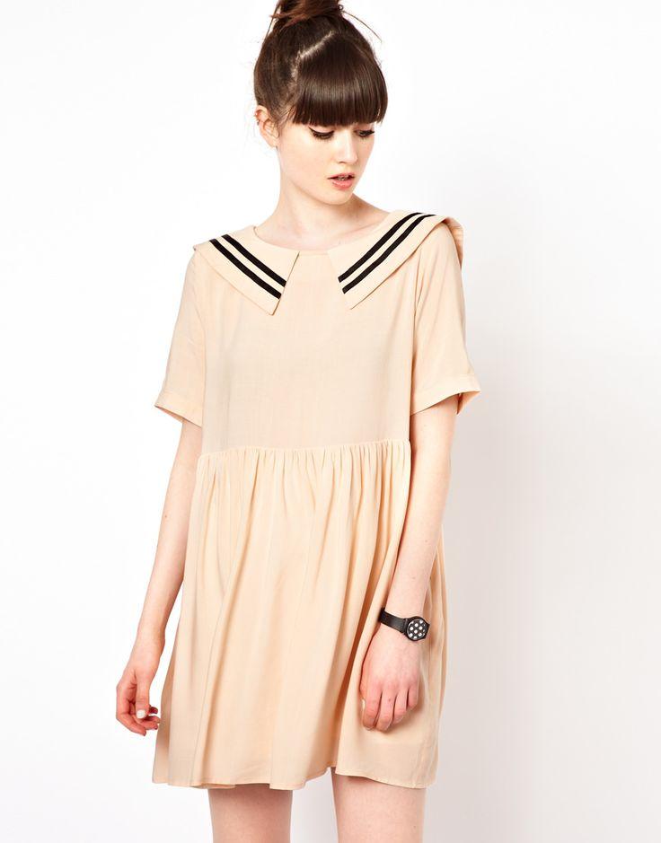 The Whitepepper sailor dress | jennyvintage