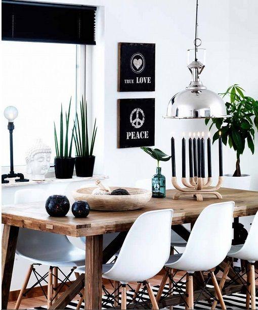 Esszimmer weiß modern  252 besten Esszimmer Essplatz Bilder auf Pinterest | Esszimmer ...