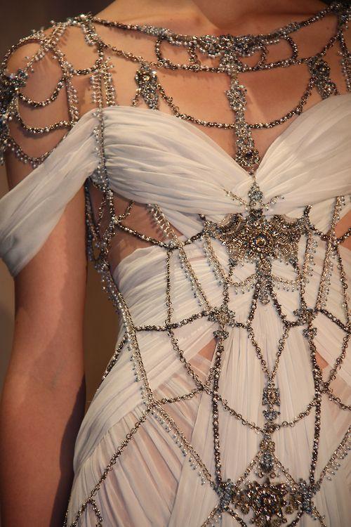 designer-sins:    Marchesa    For Daenerys Targaryen
