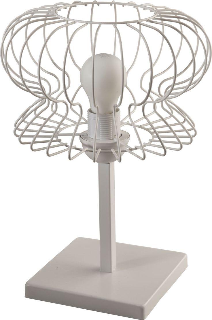 Lampka nocna VALENTINA w stylu industrialnym dostępna na naszej stronie www. przystojnelampy.pl #czarna #lampka #nocna #lamp #lamps #lampy #oświetlenie #styl #industrialny #industrial