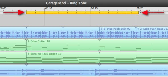 how to make a ringtone with garageband 2017