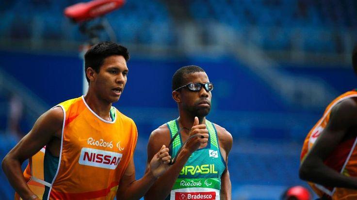Olimpíadas Rio 2016: Brasil conquista sua primeira medalha na Paraolimpíada com…