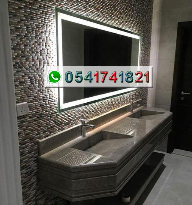 مصنع ايديال استون مغاسل رخام طبيعي وصناعي تفصيل حسب الطلب مغاسل رخام حديثة مغاسل رخام جدة خبرة اكثر من 22 عاما Electronic Products Flat Screen Flatscreen Tv