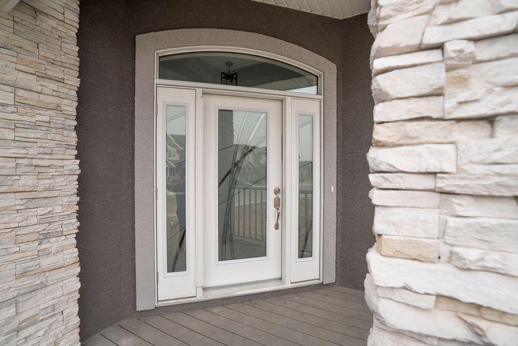 Love this front door! #exterior #welcomehome
