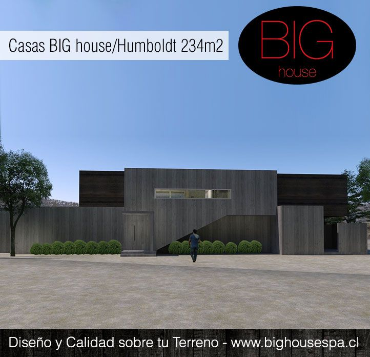 Casa Humboldt. Más detalles en www.bighousespa.cl