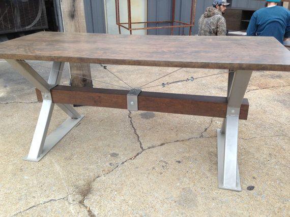 OFFICE: Coastal Industrial Driftwood от IndustrialFarmHouse