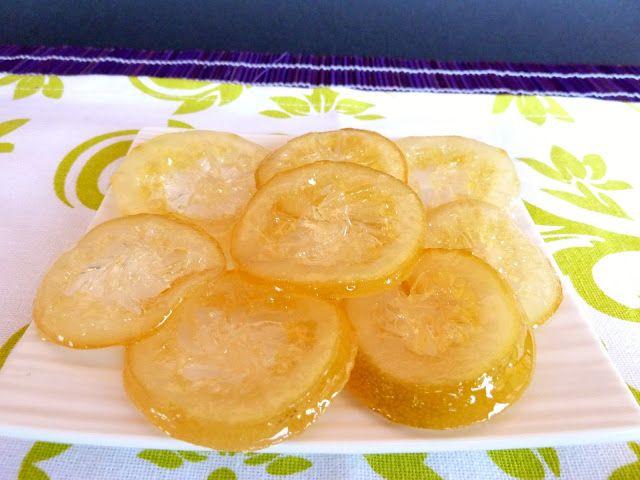 Naranjas y limones confitados Thermomix