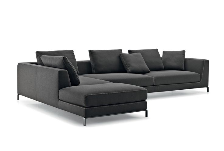 Ray Sectional Sofa in Quick Ship Program