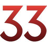 Поздравления с днем рождения 33 года