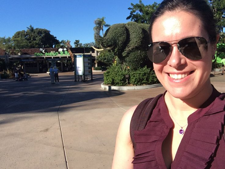 Papers Genius visiting the San Diego Zoo :D