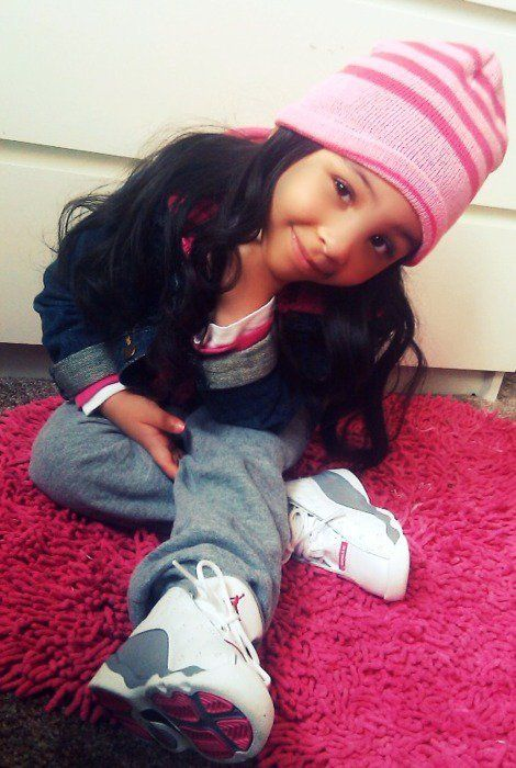 cute style baby swag
