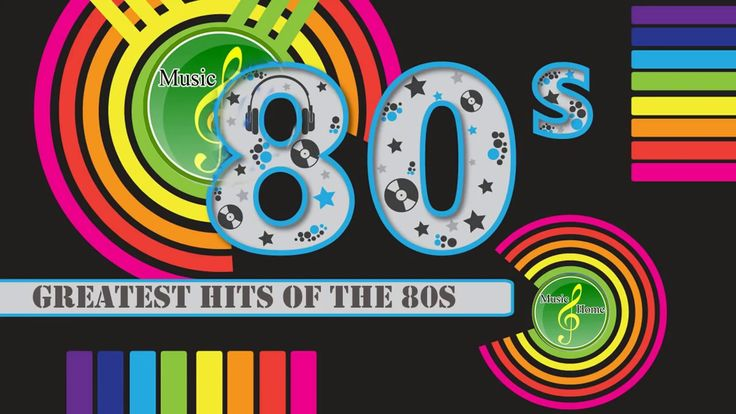 Greatest Hits Of The 80's - 80s Music Hits - Best Songs of The 80s