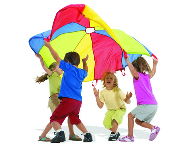 Get ready to shake the chute and move your body at Parachute Playtime! Enjoy 30 activity-filled minutes that include music, creative movement and fun, all with one colorful parachute! For kids ages 4 and younger with an adult. Registration required.