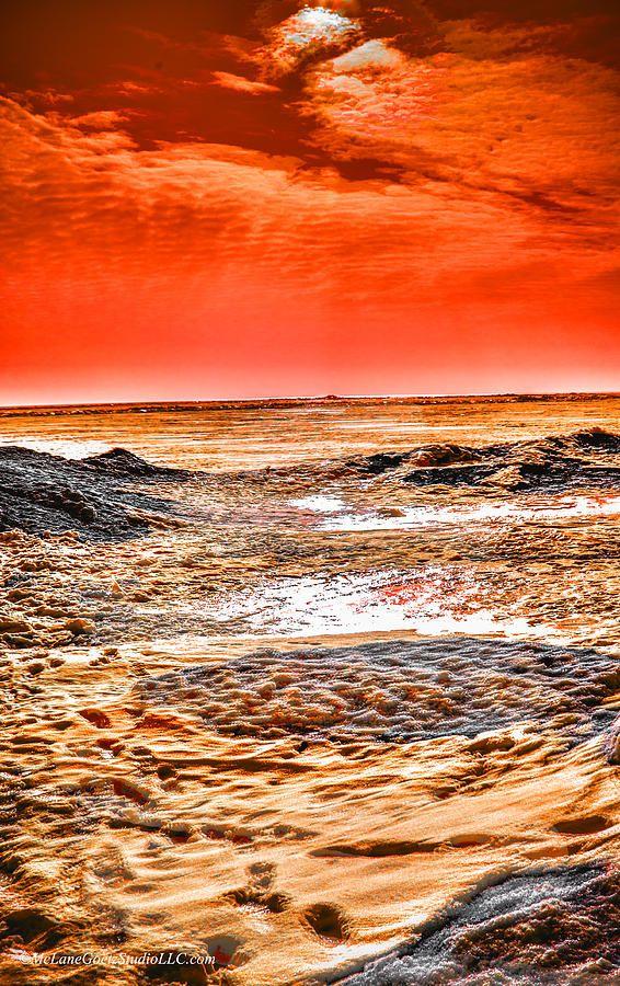 Best Sunrise Sunset Images On Pinterest Art Images - Sunrise looks like mars
