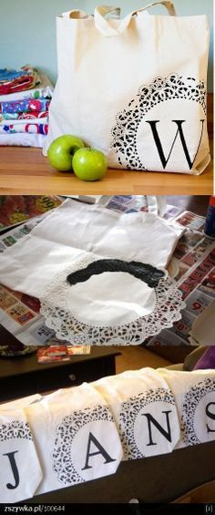 DIY shopper bags | DIY Projects | Pinterest | Shopper Bag, Bags and ...