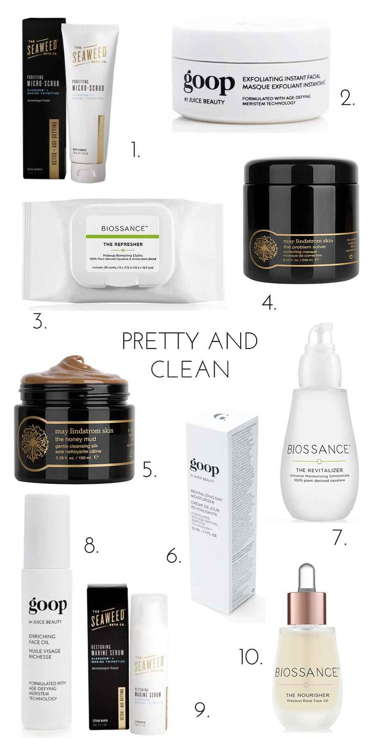 Lauren is sharing 10 safe beauty products that she uses on the regular and really loves- all of which are toxin free, clean, and safe
