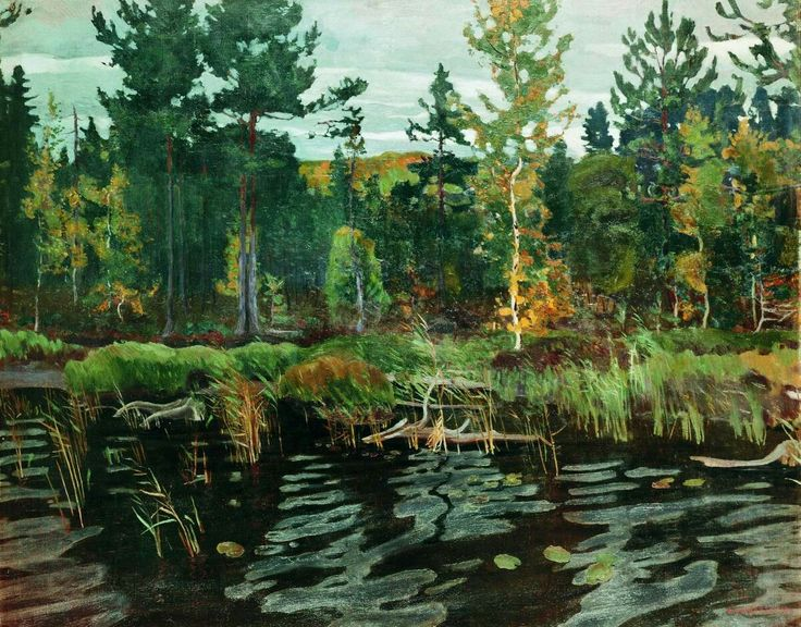 Backwoods - Arkady Rylov