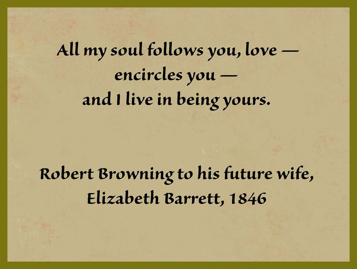 1000 Images About Elizabeth Barrett Browning And Robert