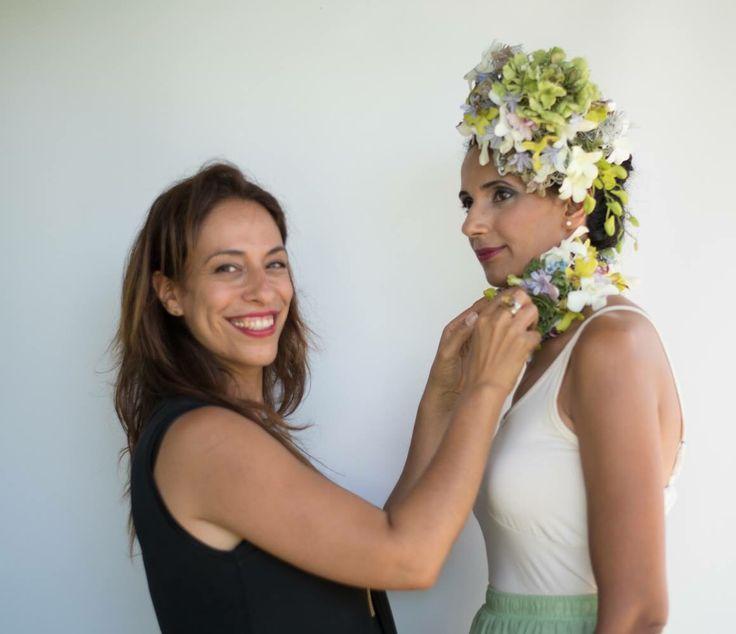 Orit hertz - floral design school