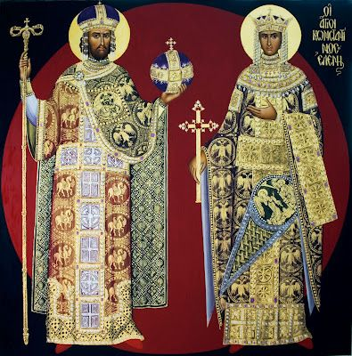 Full of Grace and Truth: Sts. Constantine and Helen the Equal-to-the-Apostles