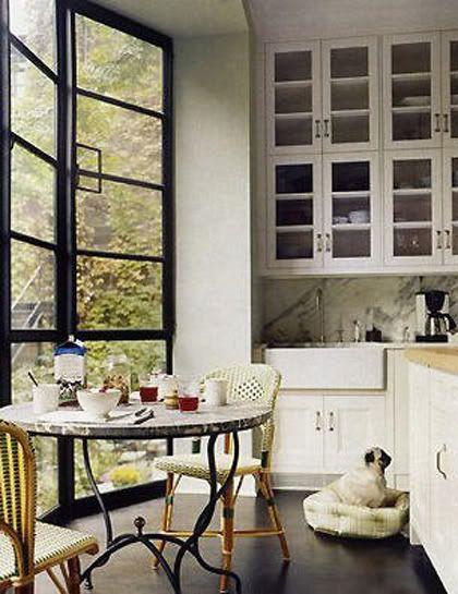 Kitchens Interiors, Nate Berkus, Katy Lee, Kitchens Design, Breakfast Nooks, Interiors Design, Windows, Design Kitchens, Katie Lee