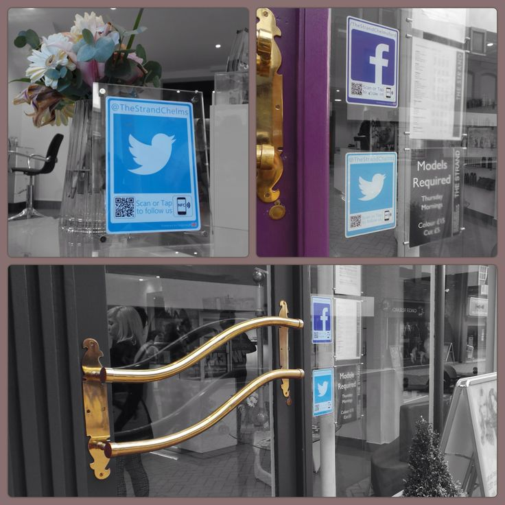 The award winning The Strand are rocking our award winning #socialmedia tag solutions to connect with their customers 24x7 #openallhours #logotag