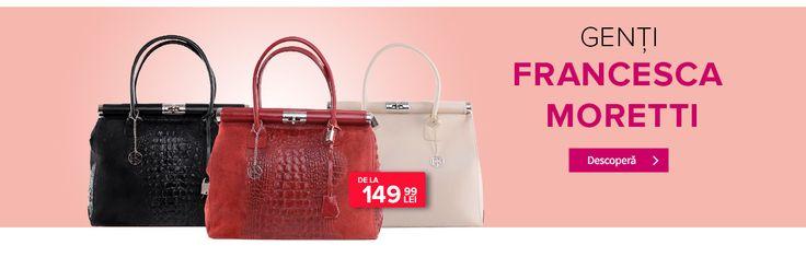 Gentile Francesca Moretti cu discount-uri de pana la 76% reducere.